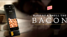 Oscar Mayer launches scent-enabled bacon alarm clock for iPhone