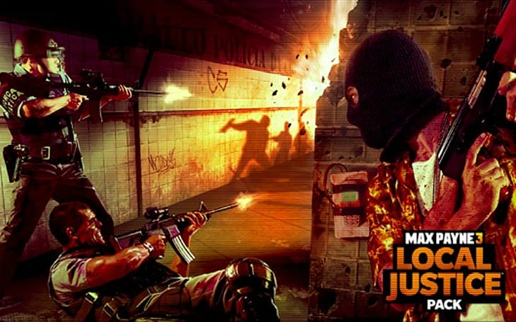 Max Payne 3 serves up 'Local Justice' DLC July 3 on PS3 and Xbox, July 17 on PC