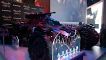 Seen@E3: Da-nanananananana Batmobile