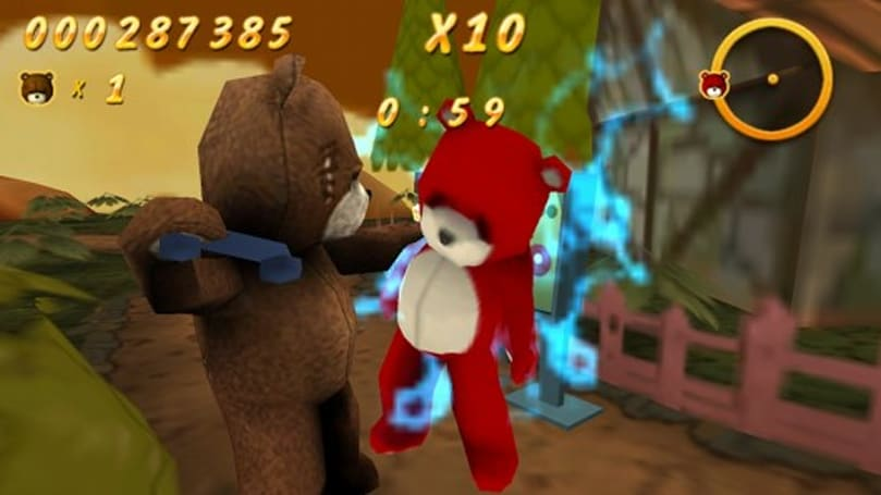 Download Naughty Bear on iPhone for free today