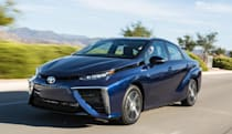 Toyota reportedly working on a hydrogen-fueled Lexus limo