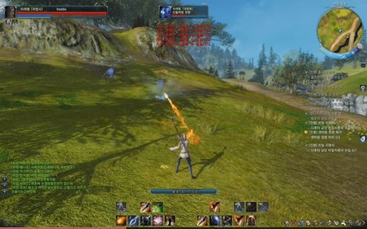 ArcheAge caster class detailed