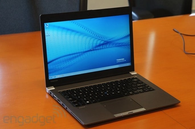 Toshiba announces five new business laptops, including three Ultrabook-like models