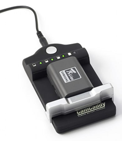 Solar Technology debuts universal CamCaddy camera charger