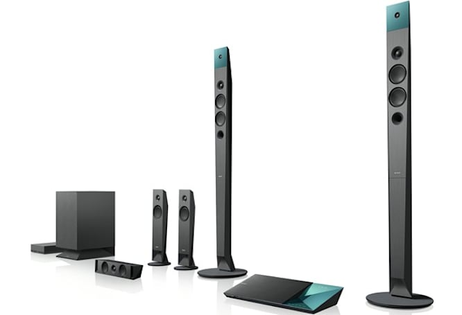 Sony prices its 2013 home and shelf audio lineups, clarifies availability dates