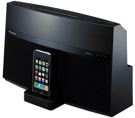 Pioneer announces CD ripping, Internet radio playing, DLNA sporting iPod docks