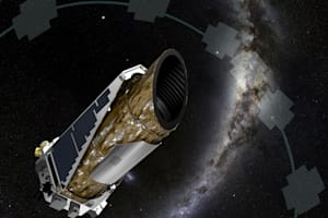 NASA's Kepler spacecraft is in 'emergency mode'