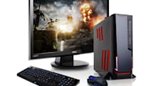 CyberpowerPC stuffs full-size graphics into a tiny gaming desktop