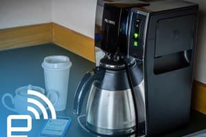 IRL: Wifi-Enabled WeMo Coffeemaker