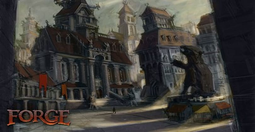 Forge going free-to-play