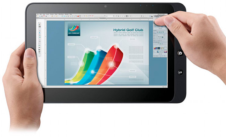 ViewSonic's dual-booting Android / Windows 7 ViewPad 10 tablet now shipping
