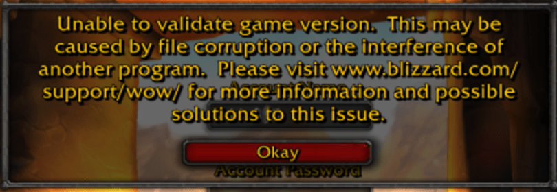 Patch 2.0.5 Issues
