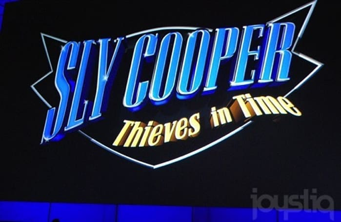 Sly Cooper: Thieves in Time officially revealed, coming 2012 to PS3