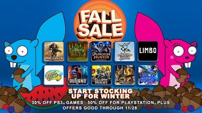 PSN fall sale: save on Limbo, Outland, Clash of Heroes HD, and more