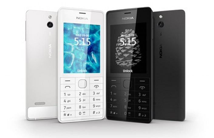 Nokia announces the 515, an aluminum Series 40 phone for $150