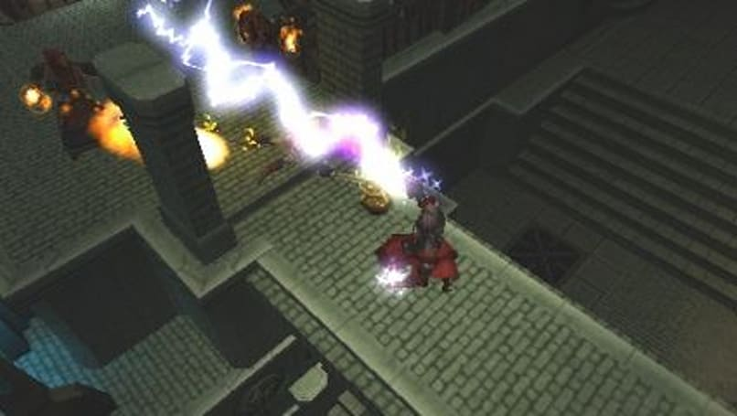 PSP Fanboy review: Dungeon Siege Throne of Agony