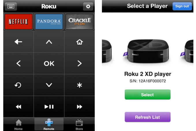 Roku remote for iOS updated, easier navigation features in tow