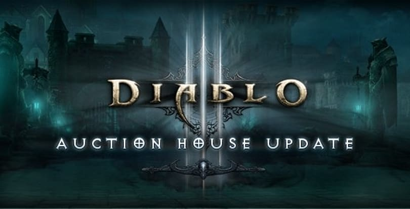 Diablo III shutting down auction houses next March