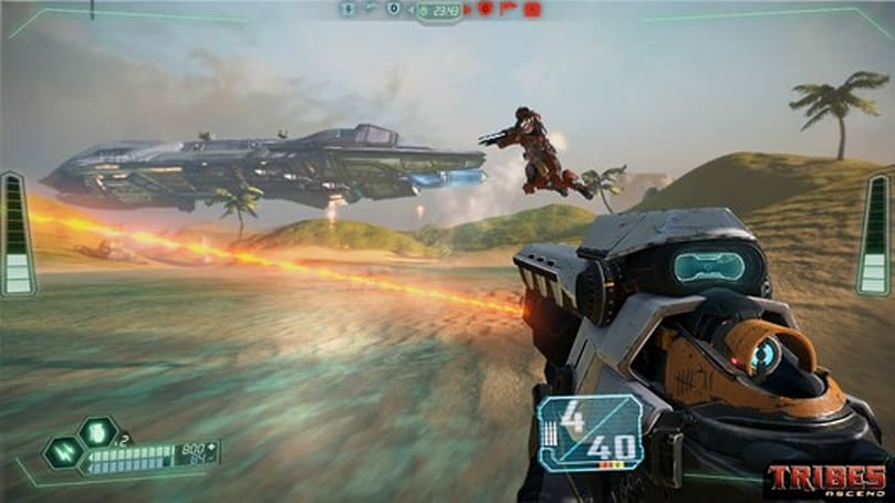 Tribes: Ascend GOTY Edition takes off Feb. 15, includes all unlocks