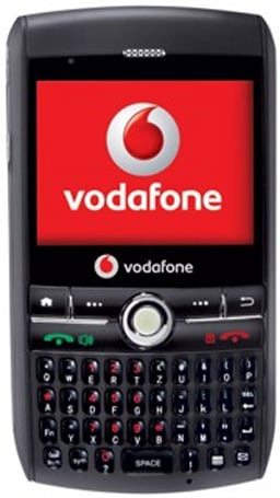 "Vodafone Germany already committed to Toshiba G710 as ""VDA"""