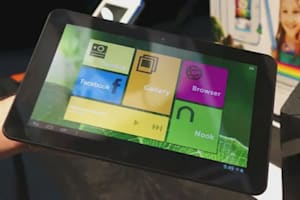 Polaroid M10 Quad-Core Tablet Hands-on