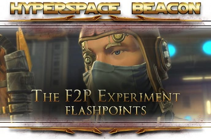 Hyperspace Beacon: The SWTOR F2P experiment, flashpoints edition