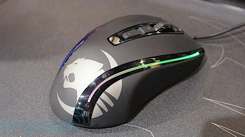 ROCCAT Isku keyboard and Kone mouse hands-on (video)