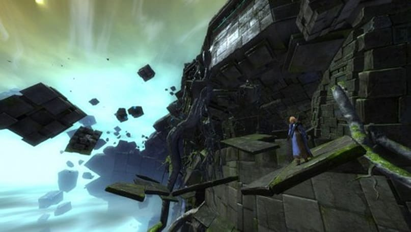 Guild Wars 2's Fractals of the Mists dungeon detailed in new vid