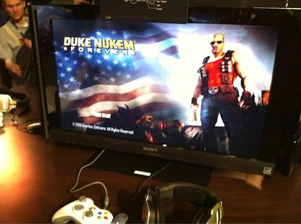 Gearbox Software promises to finish Duke Nukem Forever, for real