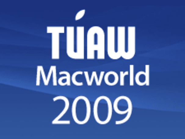 Macworld 2009: Neat Receipts / Neat Works video interview