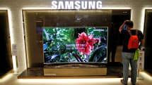 美國的 Samsung 新款 SUHD 電視用戶不用再擔心螢幕烙印了