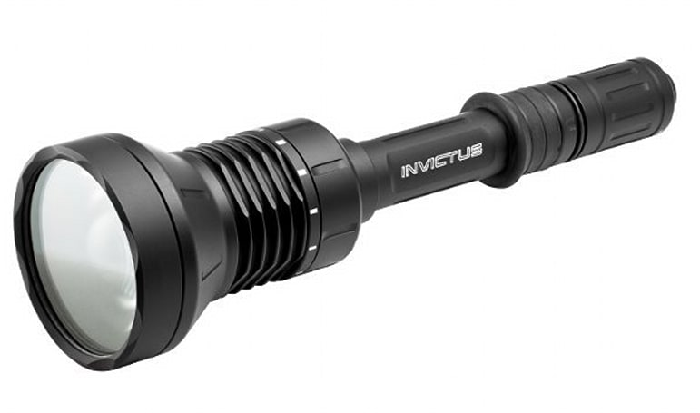 SureFire's UB3T Invictus flashlight is super-bright, not quite incendiary