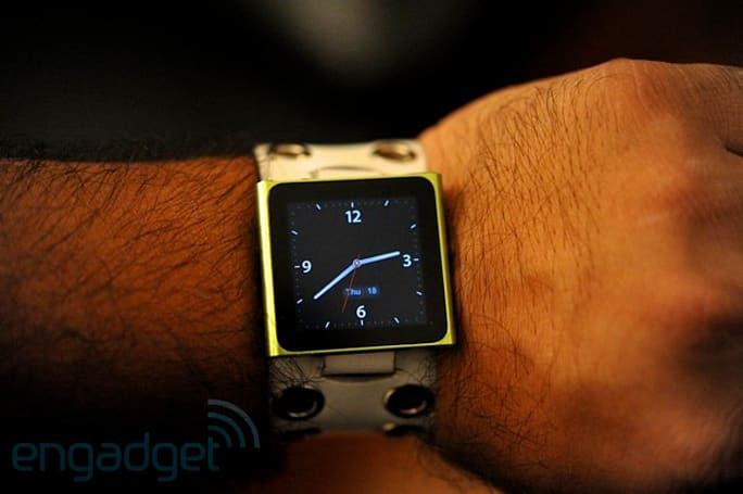 NYT: Apple experimenting with wrist-worn iOS devices using curved glass (updated)