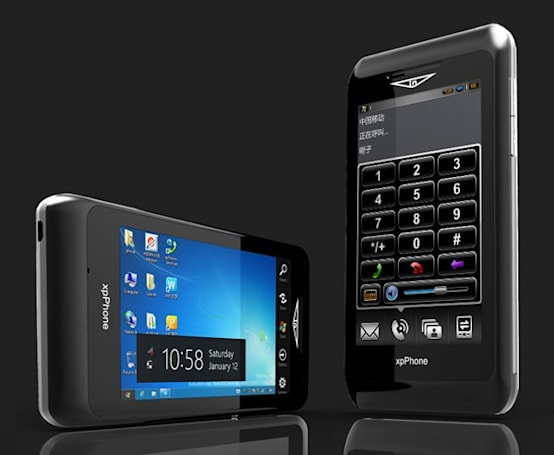 ITG xpPhone 2 to get some Windows 8 love, starts living large in January (updated)