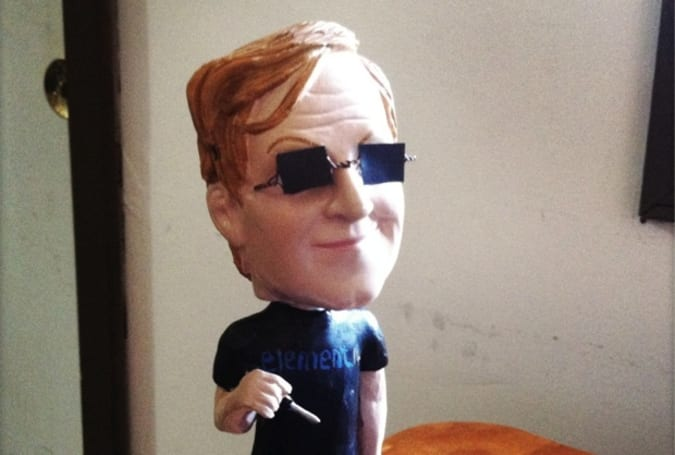 Ben Heck builds Arduino-based automatic sunglasses, beats David Caruso to the punch (video)