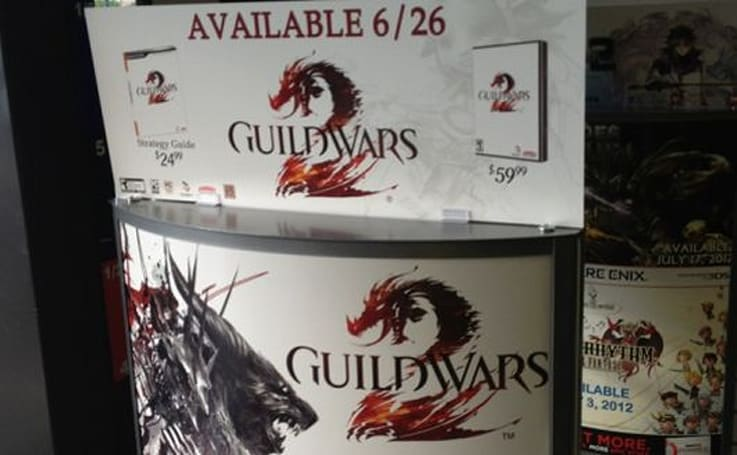 No, Guild Wars 2 is not launching today