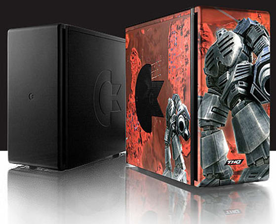 Commodore Gaming releases high-end PCs