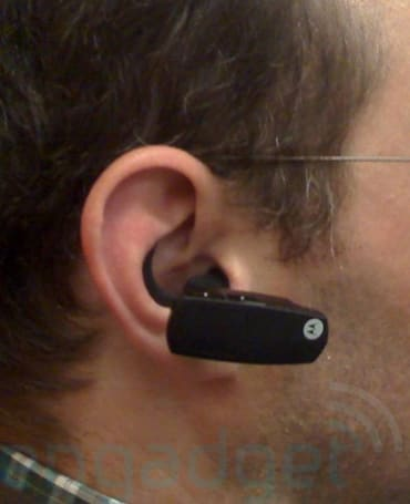Motorola releasing first bone conduction headset this summer