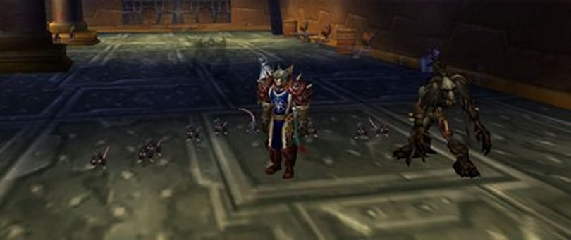 Lichborne: Gearing up to tank Naxxramas