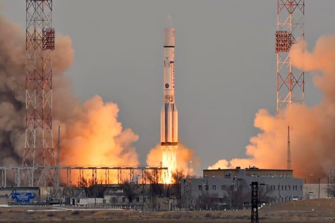 ExoMars is speeding toward the red planet