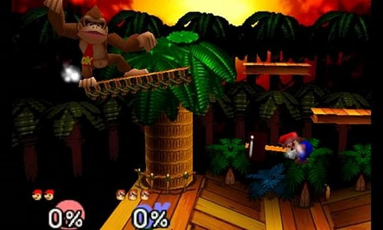 VC Friday: Super Virtual Smash Bros.