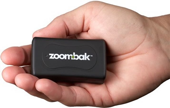 Zoombak Universal GPS locator tracks down your other stuff