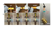 This self-healing material could solve many wearable woes