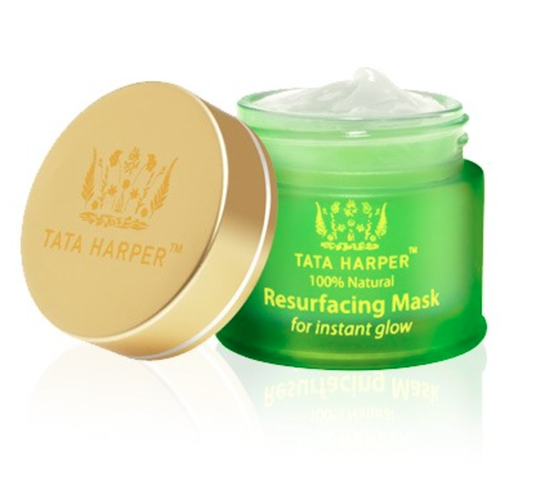 Enter for a chance to win a Tata Harper Resurfacing Mask!