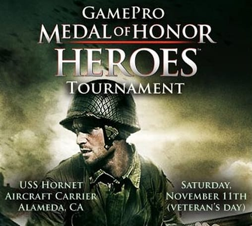 Californians can celebrate Veteran's Day with Medal of Honor