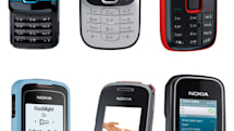 Nokia rolls deep on the cheap, cooks up six models