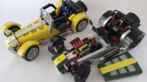 レゴが一般公募で人気を集めたケータハム「セブン」を間もなく発売決定!