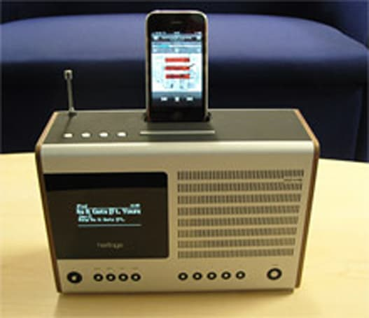 Revo's retro-styled Heritage radio does DAB, WiFi and casual unboxings
