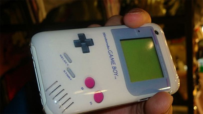 Game Boy iPhone case instantly becomes best of all time