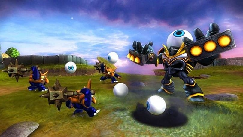 Four new Skylanders domains: Kaos Alliance, Nano, Super, Swap Force
